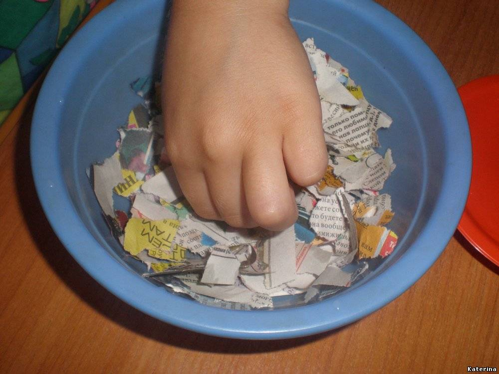 Корзинка из папье-маше своими руками